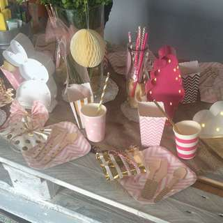 Party Decor & Party Ware