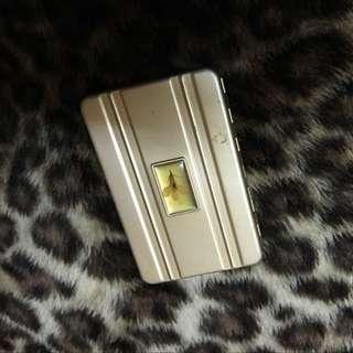 復古煙盒 ELEGENCE