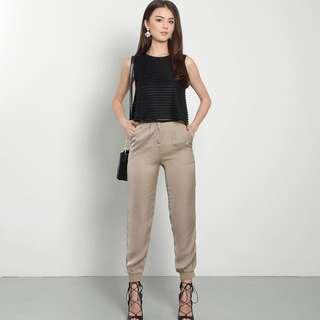 NEW HERVELVETVASE Jacques Classic Trousers