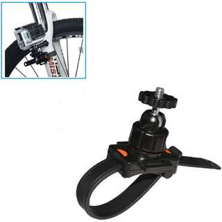 Belt type fixed bracket mount adapter for action camera