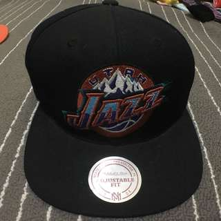 Mitchell&Ness 爵士隊棒球帽