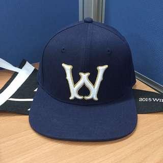 🚚 可議價🎉王建民 ⚾️ 建仔 大樹哥 棒球帽 帽 全新 W