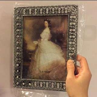 法國雕花鏡框🎀 相框 情侶 夫妻