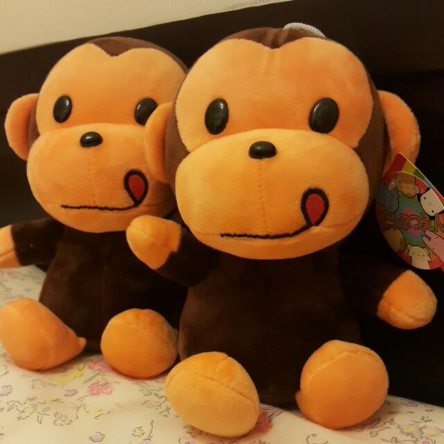 保留-猴年娃娃免費大放送