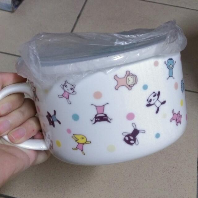 阿朗基聯名陶瓷杯