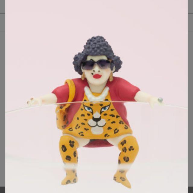 (徵~)大阪限定歐巴桑 杯緣 胖豹女