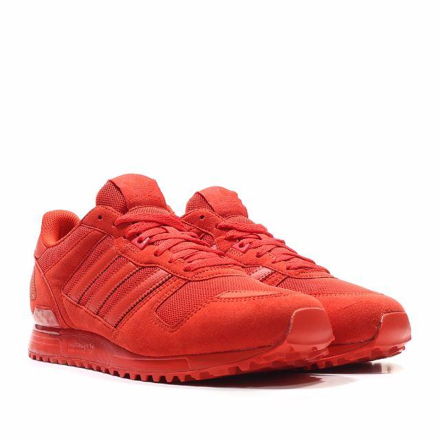 pretty nice 02ff7 ca448 Adidas ZX 700 Triple Red
