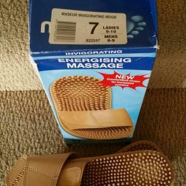 Brand New Maseur Sandals