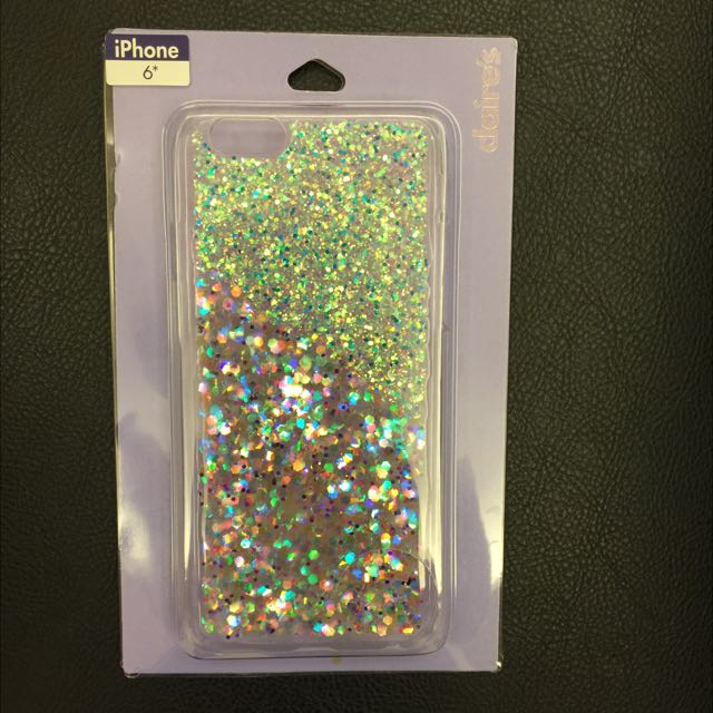 全新✨Claire's iPHONE 6 手機殼