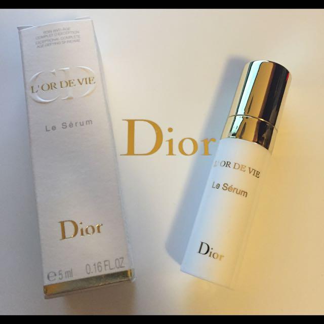 Dior 生命之源金萃精華液