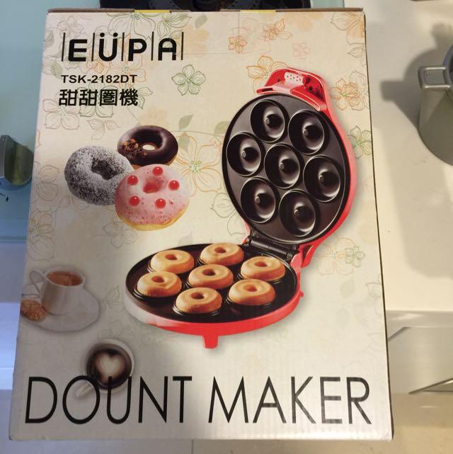 <全新未拆封>EUPA 甜甜圈機TSK-2182DT