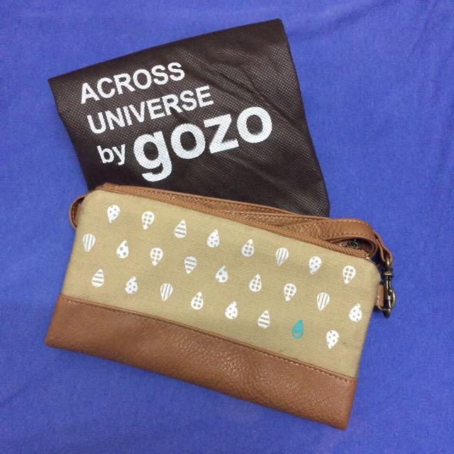 GOZO小包包 僅用一次