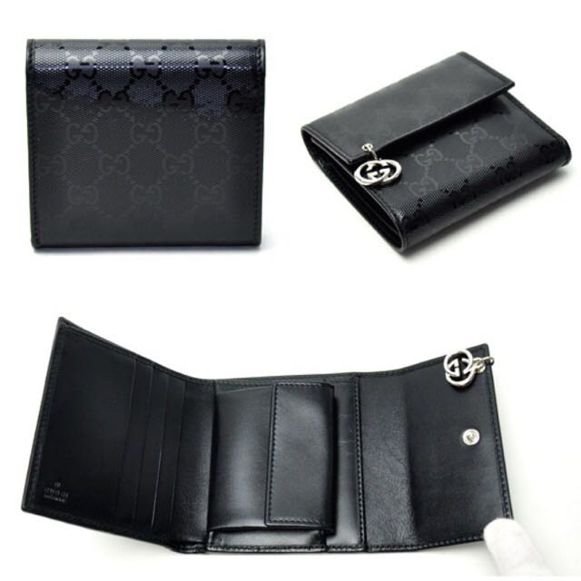 a12d77ed791 Gucci Tri Fold Wallet bought From Europe