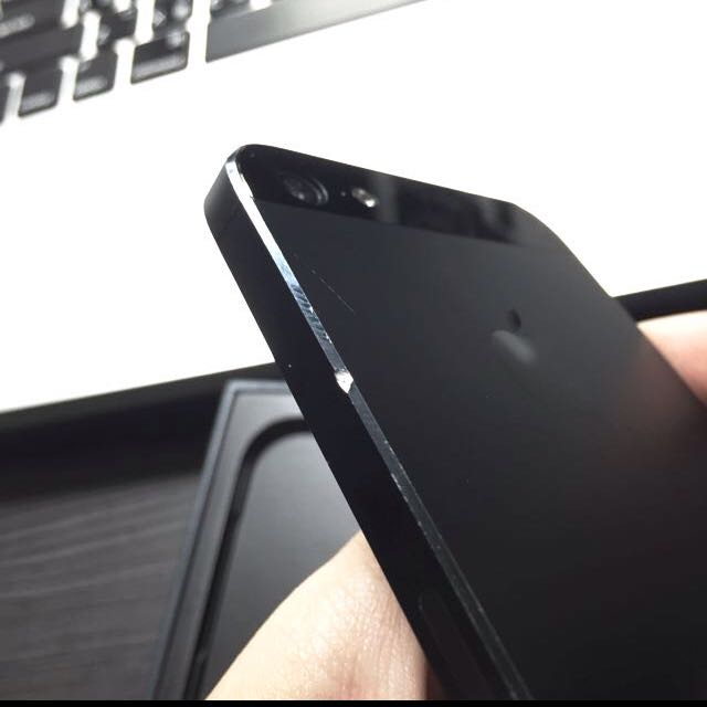 Iphone5 黑色 16g