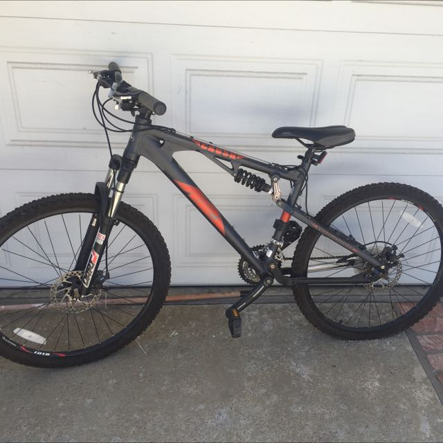K2 Crush Mountain Bike Rare On Carousell