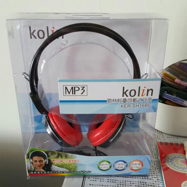 Kolin 頭戴式耳機