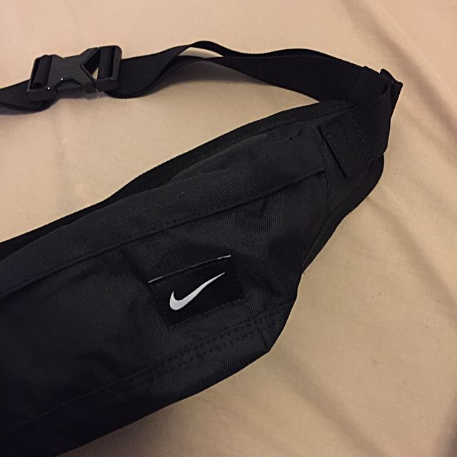 Nike腰包(正品 台北阪急nike購入)