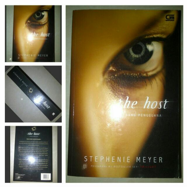 Novel Preloved 2nd Mulus Terjemahan The Host Stephenie Meyer