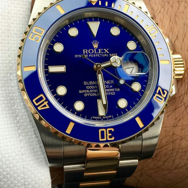 New Rolex Submariner Available At Bestdeals !