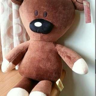 豆豆先生的泰迪熊
