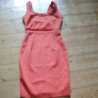 New with tags Orange Dress Size 8