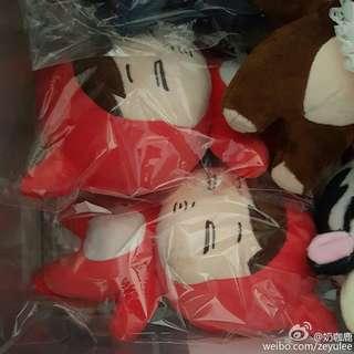 EXO Kai Devil Nini doll