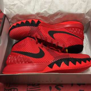 Kyrie 1 Deceptive Red!