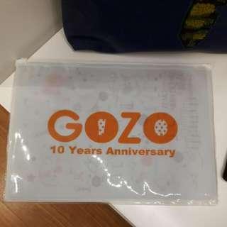 Gozo時尚文件夾