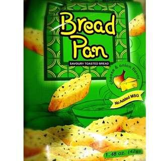 【Oishi 】Bread Pan 小吐司餅乾