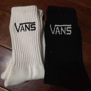 Vans長襪