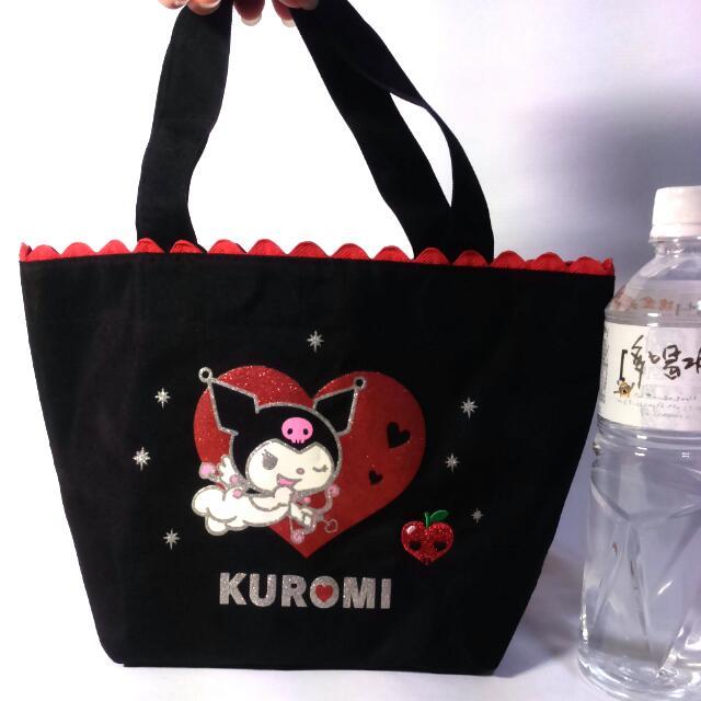日本 美樂蒂 庫落米手提包 購物包