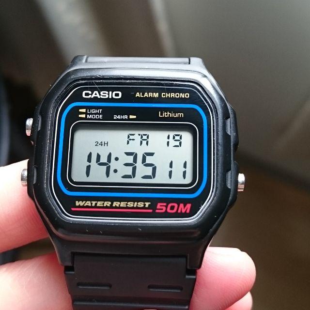 二手 卡西歐電子錶 百元含運