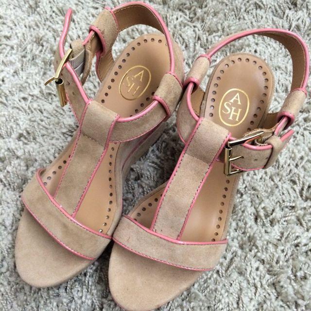 ASH 全新楔型鞋