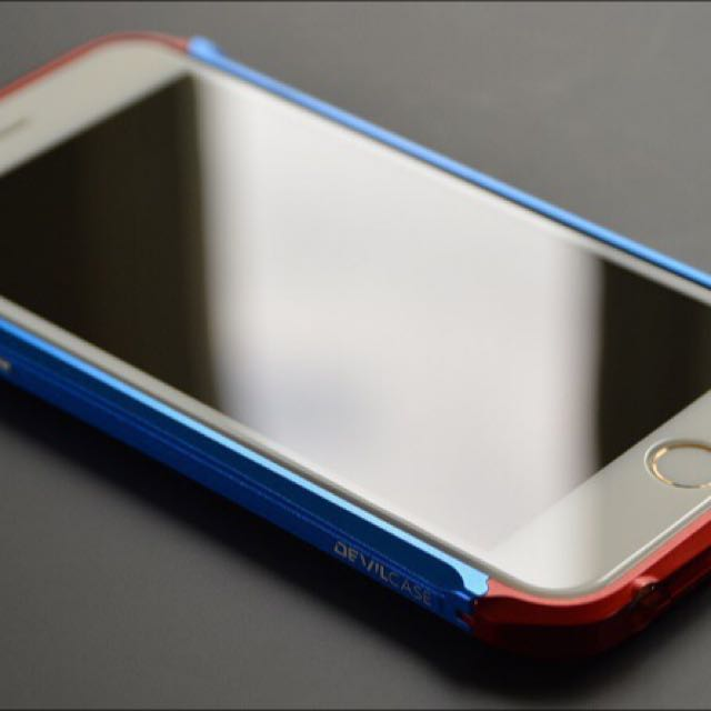 DEVILCASE Type X保護框 for 5/5s 二手品