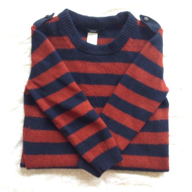 J CREW merino wool jumper S
