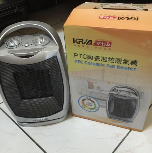 KRIA 可利亞 陶瓷電暖器 KR-902T