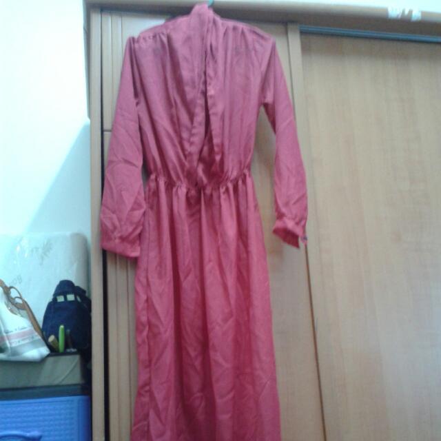 ♣New Chiffon Long Dress