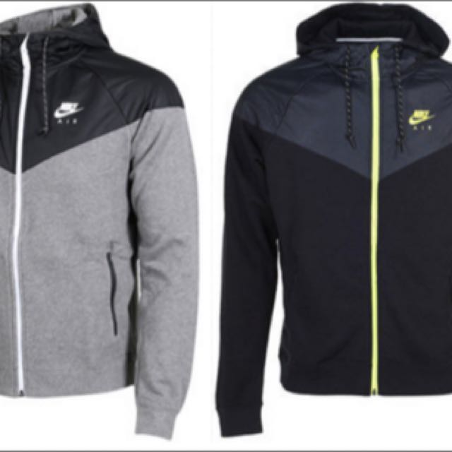 Nike Jackets With Hoodie