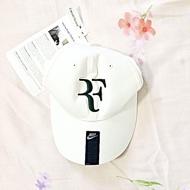 f297d9c2813 Roger Federer Original Nike-Credit Suisse Cap