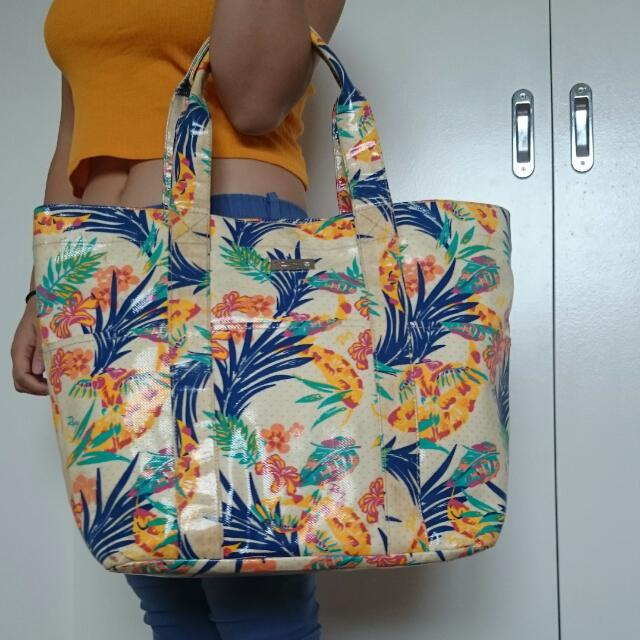 ROXY Beach Tote Bag
