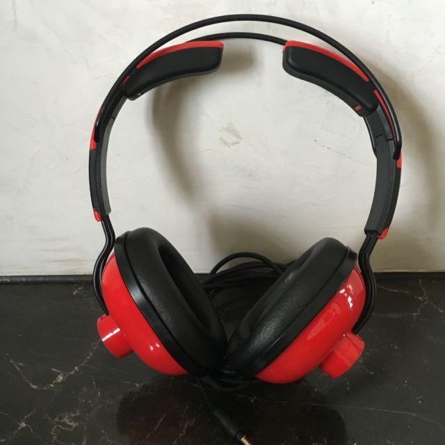 SUPERLUX 時尚耳罩式耳機