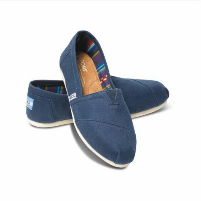 toms懶人鞋 7號