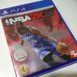 NBA 2K15 Sony PS4 R3
