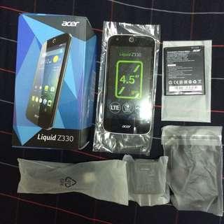 acer Liquid Z330 白色 全新 神腦國際