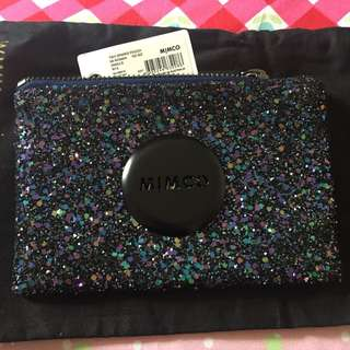 New With Tag Mimco Pouch