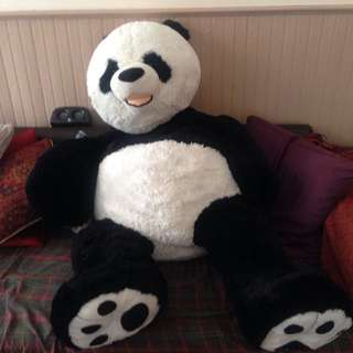 Huge Toy Panda