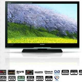 SHARP 夏普液晶電視 LC32LE345T