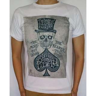Skull Spade T shirt