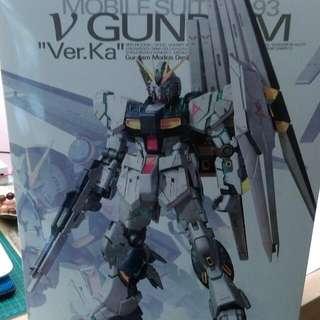 Nu Gundam Ver Ka