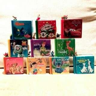 【分享】迪士尼 書本糖果盒part1